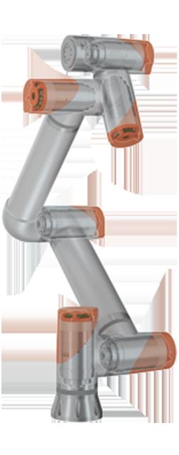 CJU系列机器人一体化关节