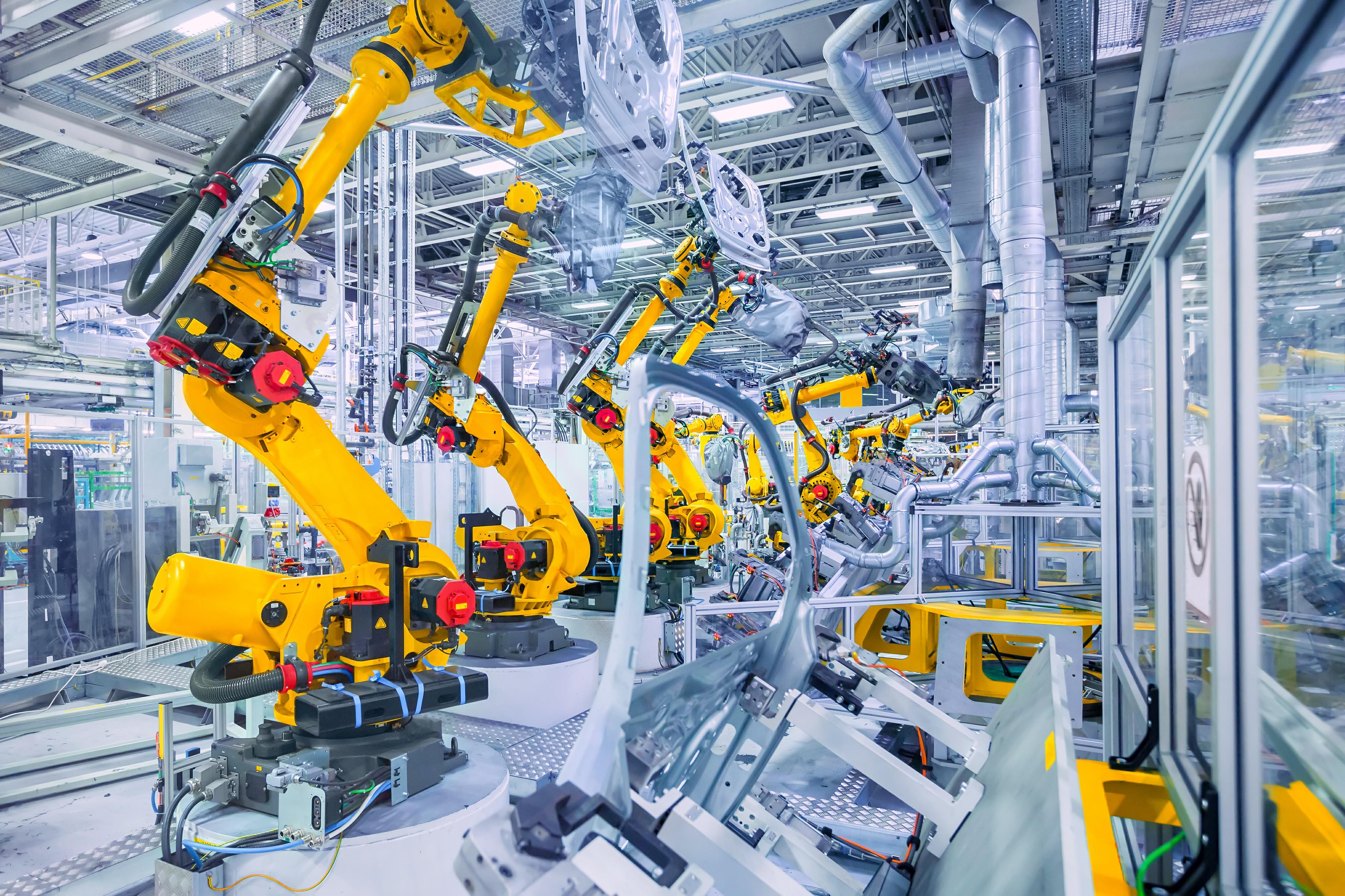 工业机器人选型比较实用的9大参数
